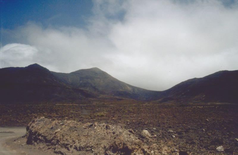 Pico de la Zarza, Fuerteventura Süden.