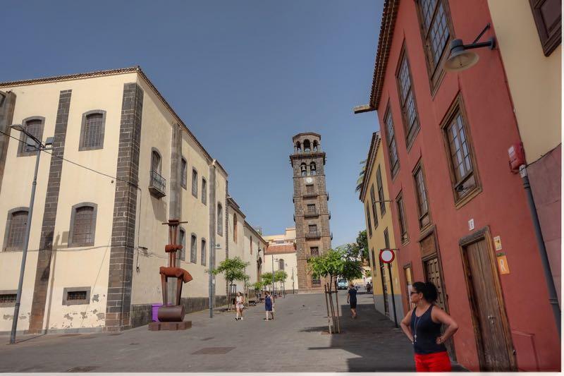 Iglesia de la Concepcion in La Laguna.